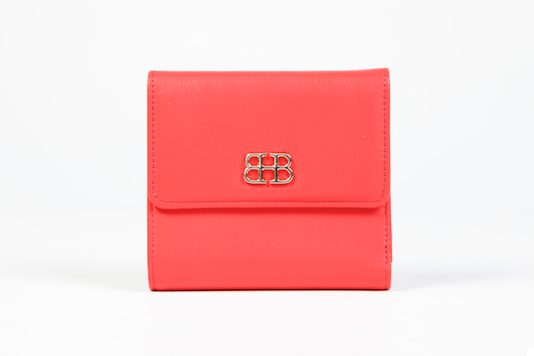 Small Wallet - 110 Red