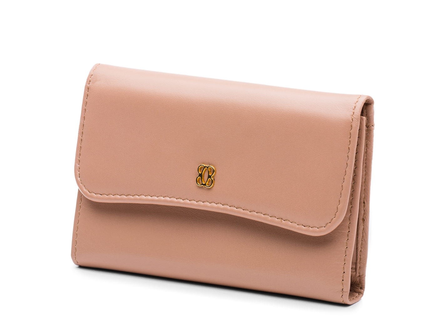 Blush ID French Purse - 213 Blush