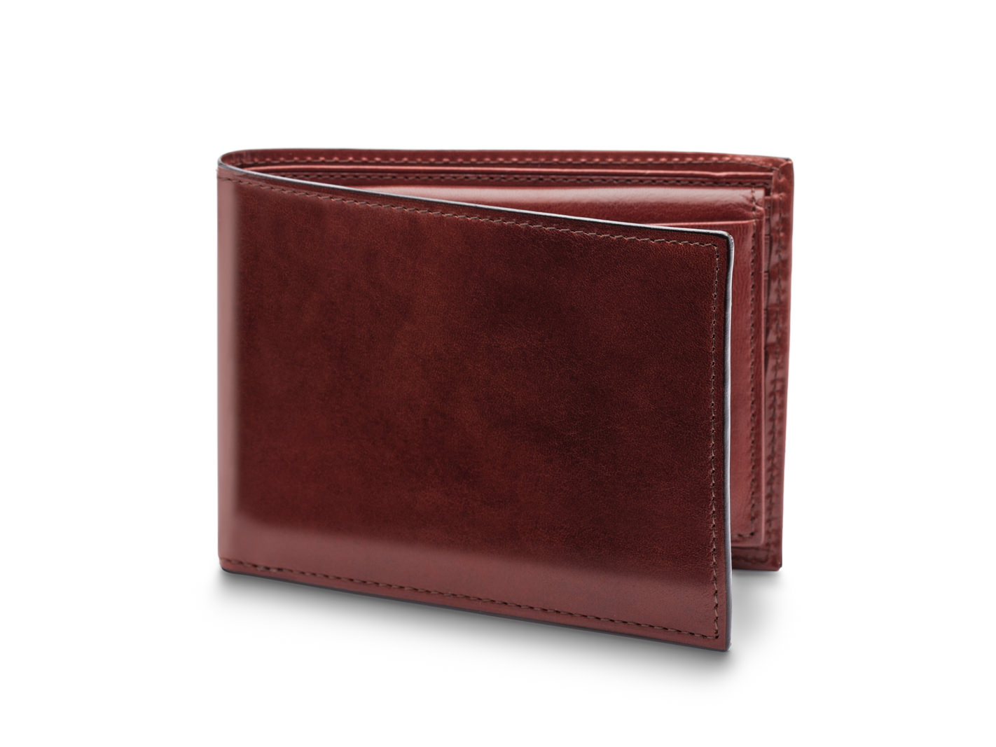 Credit Wallet with I.D. Passcase - 58 Dark Brown