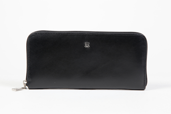 Zip Around Wallet - 59 Black