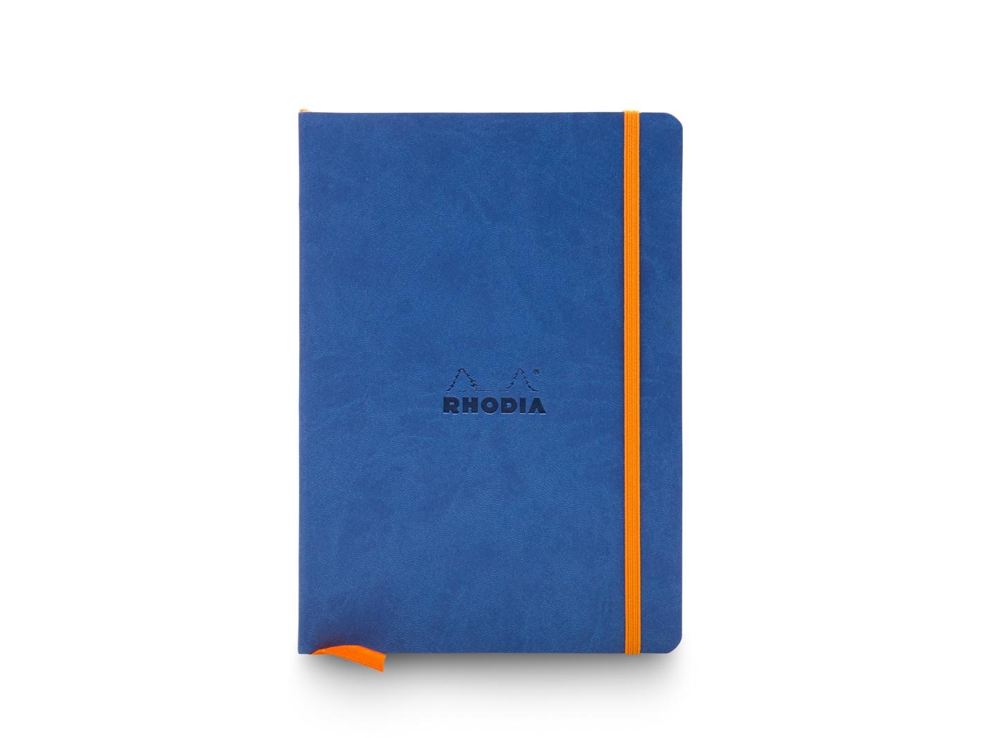 Rhodia Rhodiarama Soft Cover A5 Notebook -