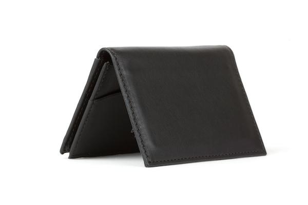 Full Gusset, 2 Pkt Card Case W/I.D.