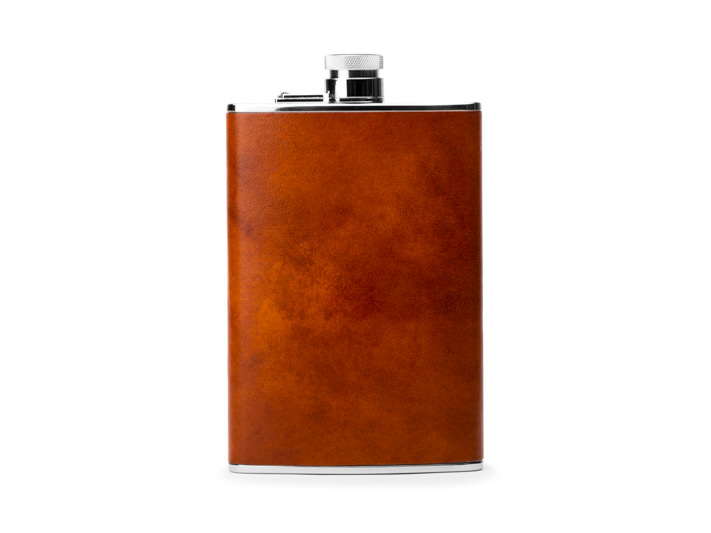 8oz Dolce Flask-217 Amber - 217 Amber