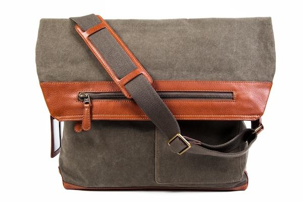 Continental Messenger-394 Chestnut / Olive