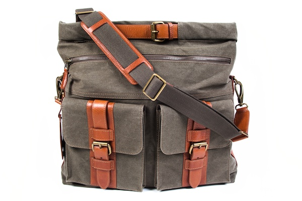 Explorer Bag-394 Chestnut / Olive