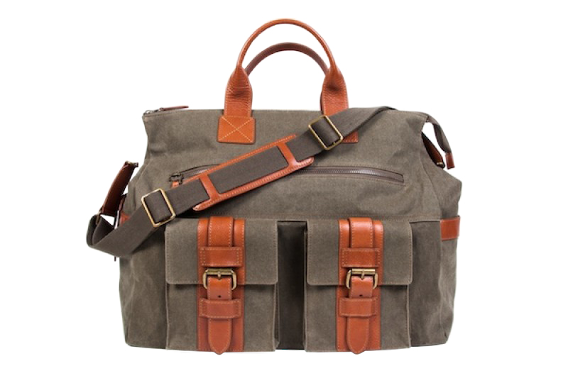 Excursion Bag-394 Chestnut / Olive