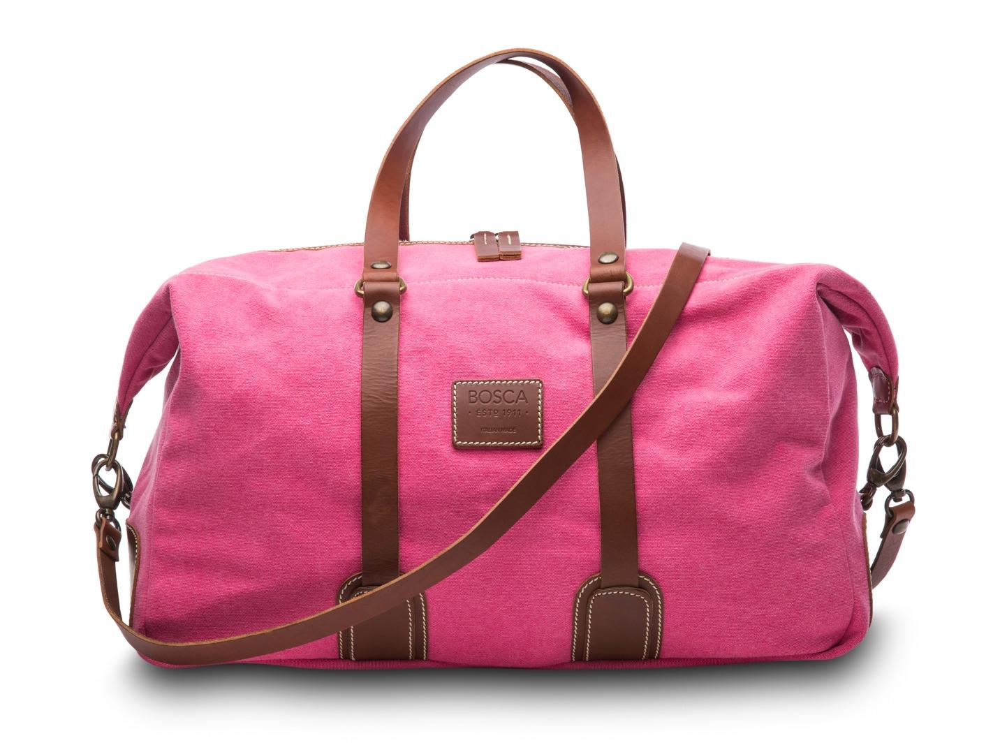Tuscan Duffle-378 Pink - 378 Pink