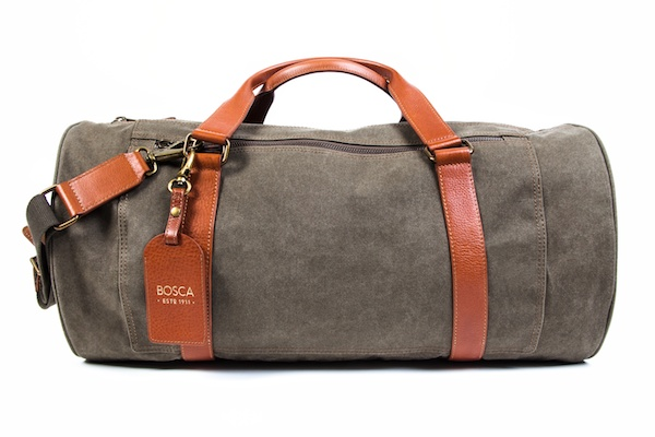 Expedition Duffel-394 Chestnut / Olive
