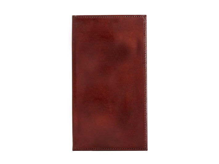 Coat Pocket Wallet-58 Dark Brown - 58 Dark Brown