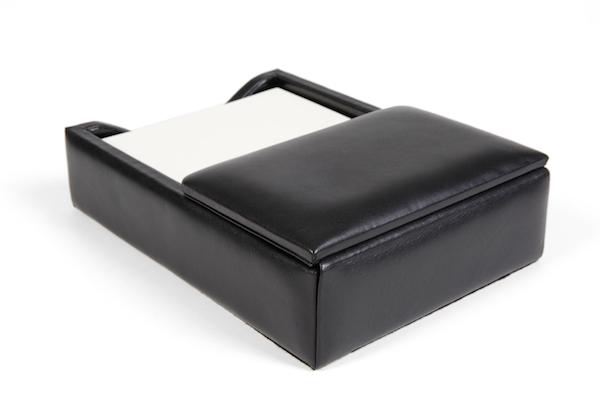 Flip Top Memo Box
