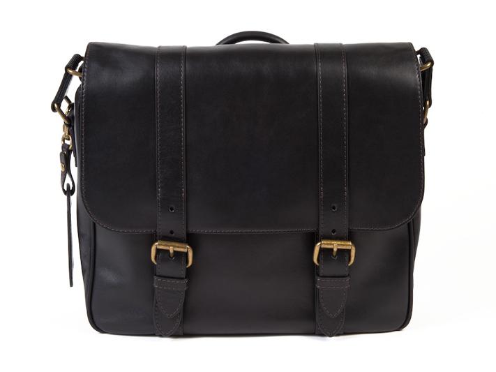 Messenger Bag-224 Black - 224 Black