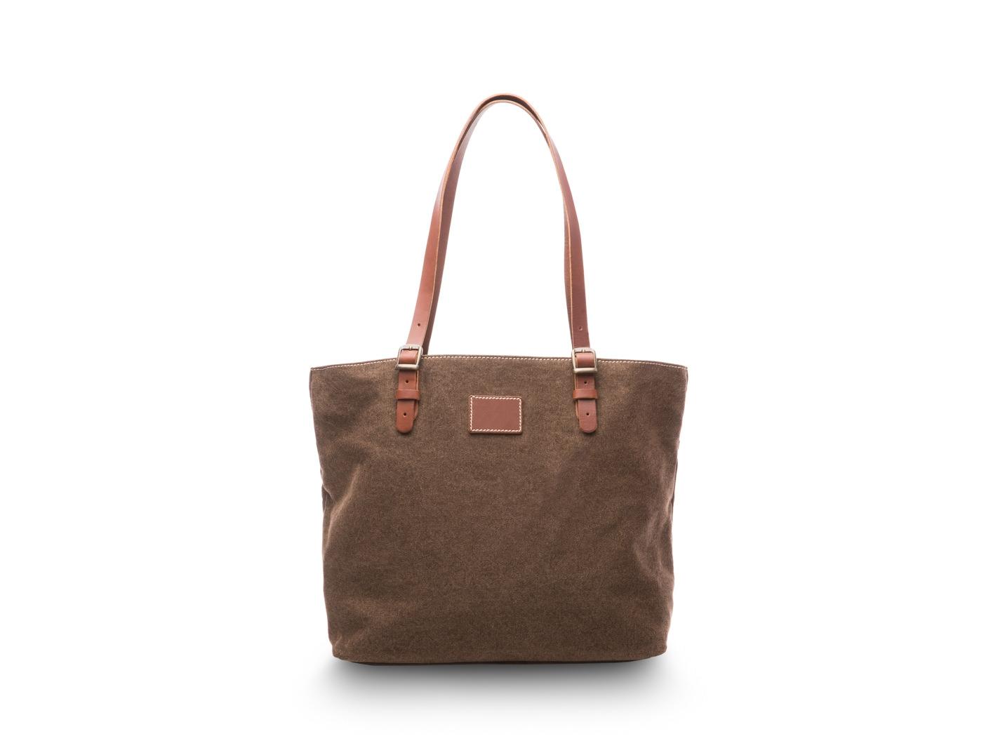 Tuscan Tote Bag-370 Brown - 370 Brown