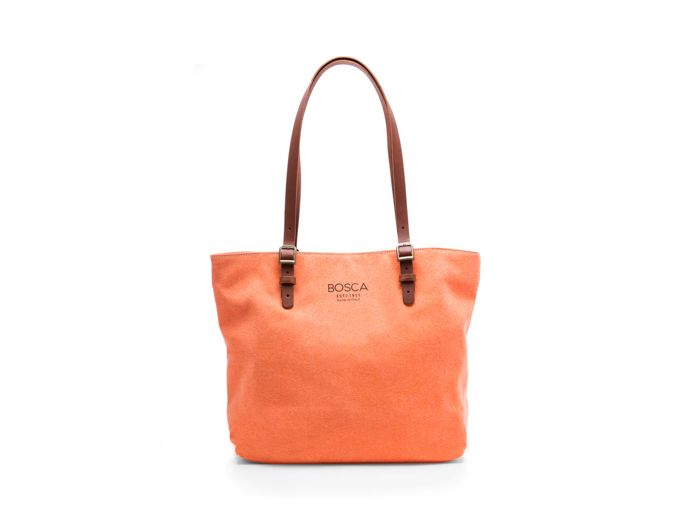 Tuscan Tote Bag-377 Orange - 377 Orange