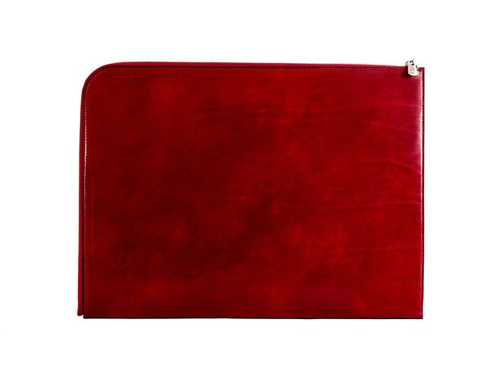 "16"" Portfolio / Envelope-24 Brick Red"