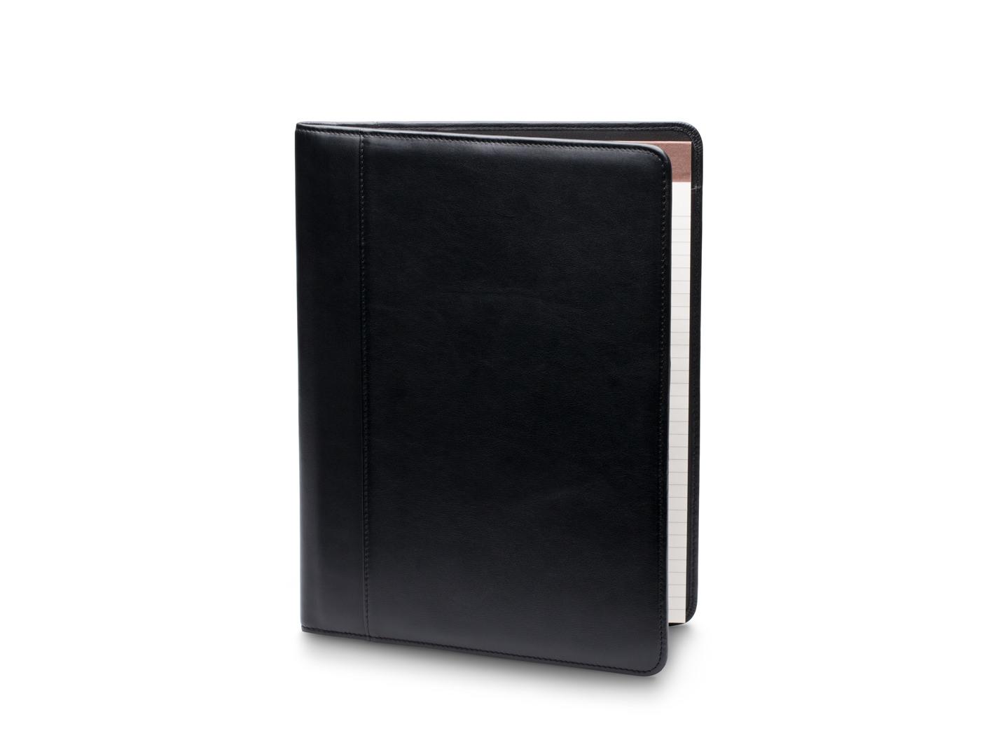 8 1/2 X 11 Writing Pad Cover-251 Black - 251 Black