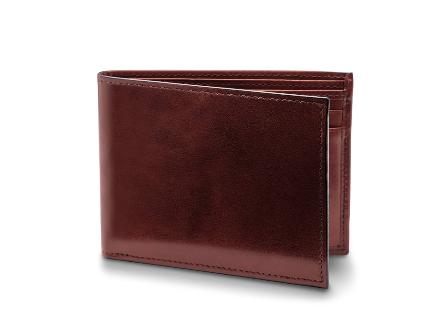 Executive ID Wallet - 58 Dark Brown