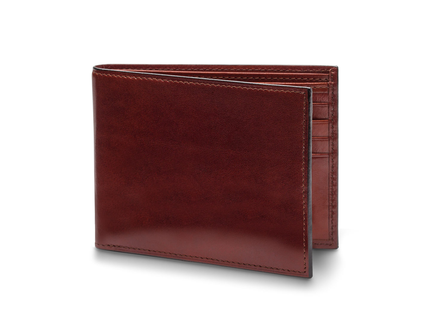8 Pocket Wallet - 58 Dark Brown