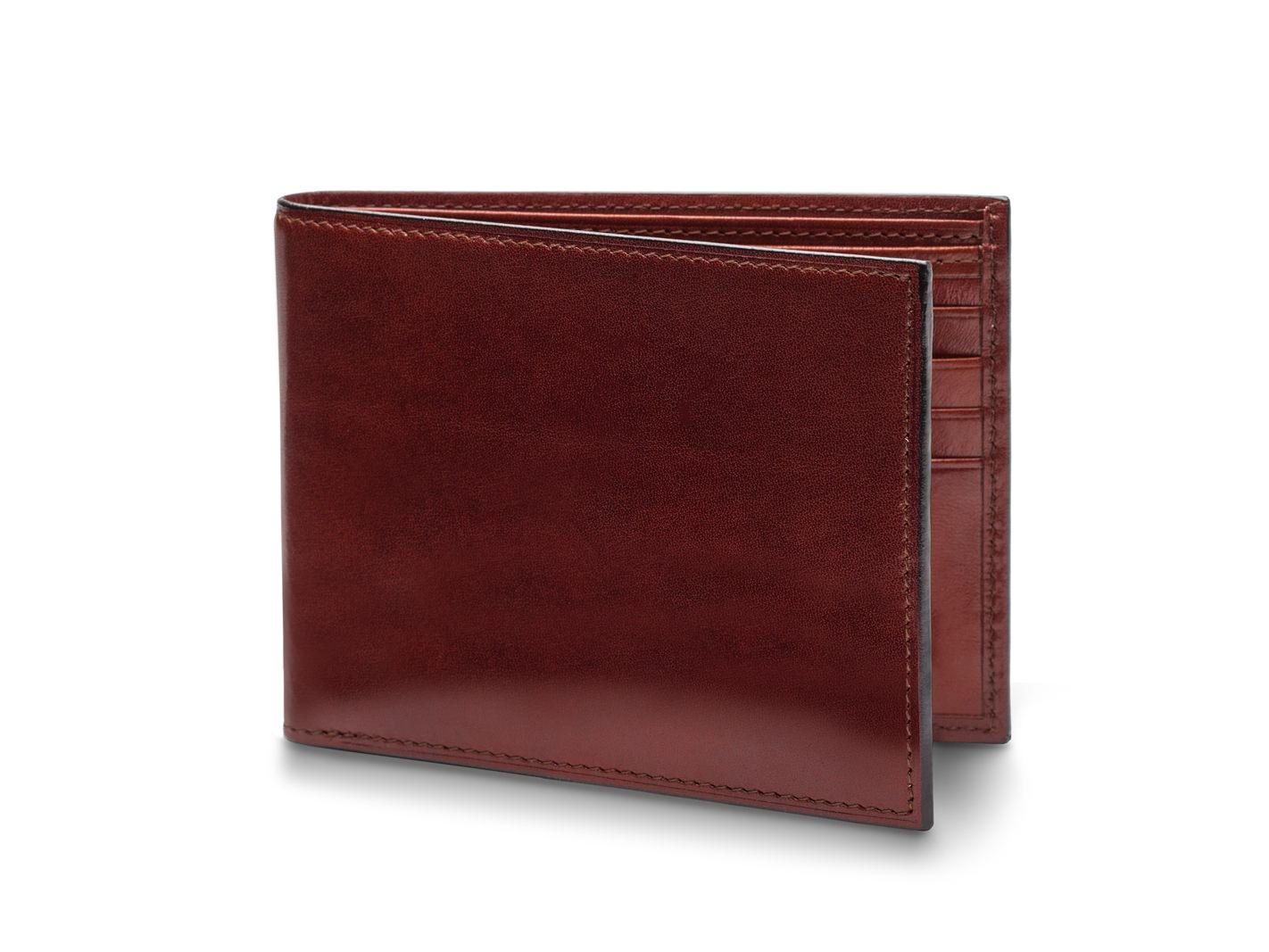 8 Pocket Wallet - 58 Dark Brown
