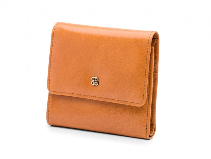 Caramel Small Wallet