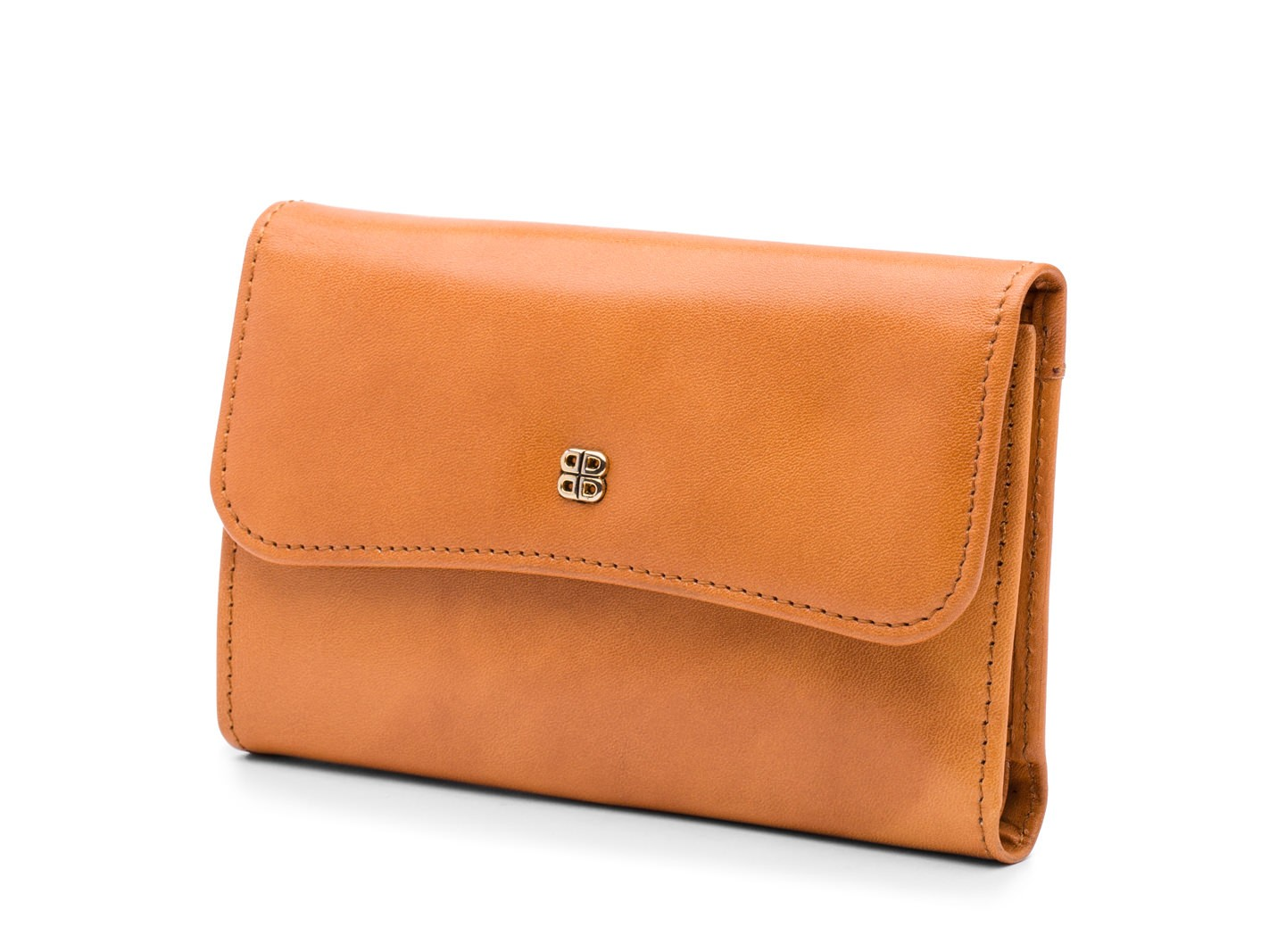 Caramel ID French Purse