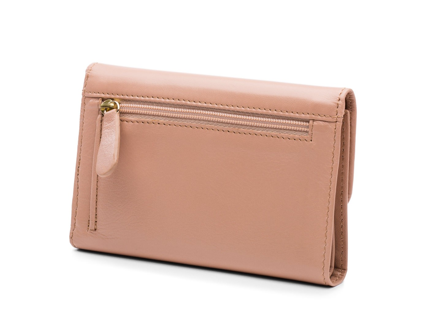Blush ID French Purse