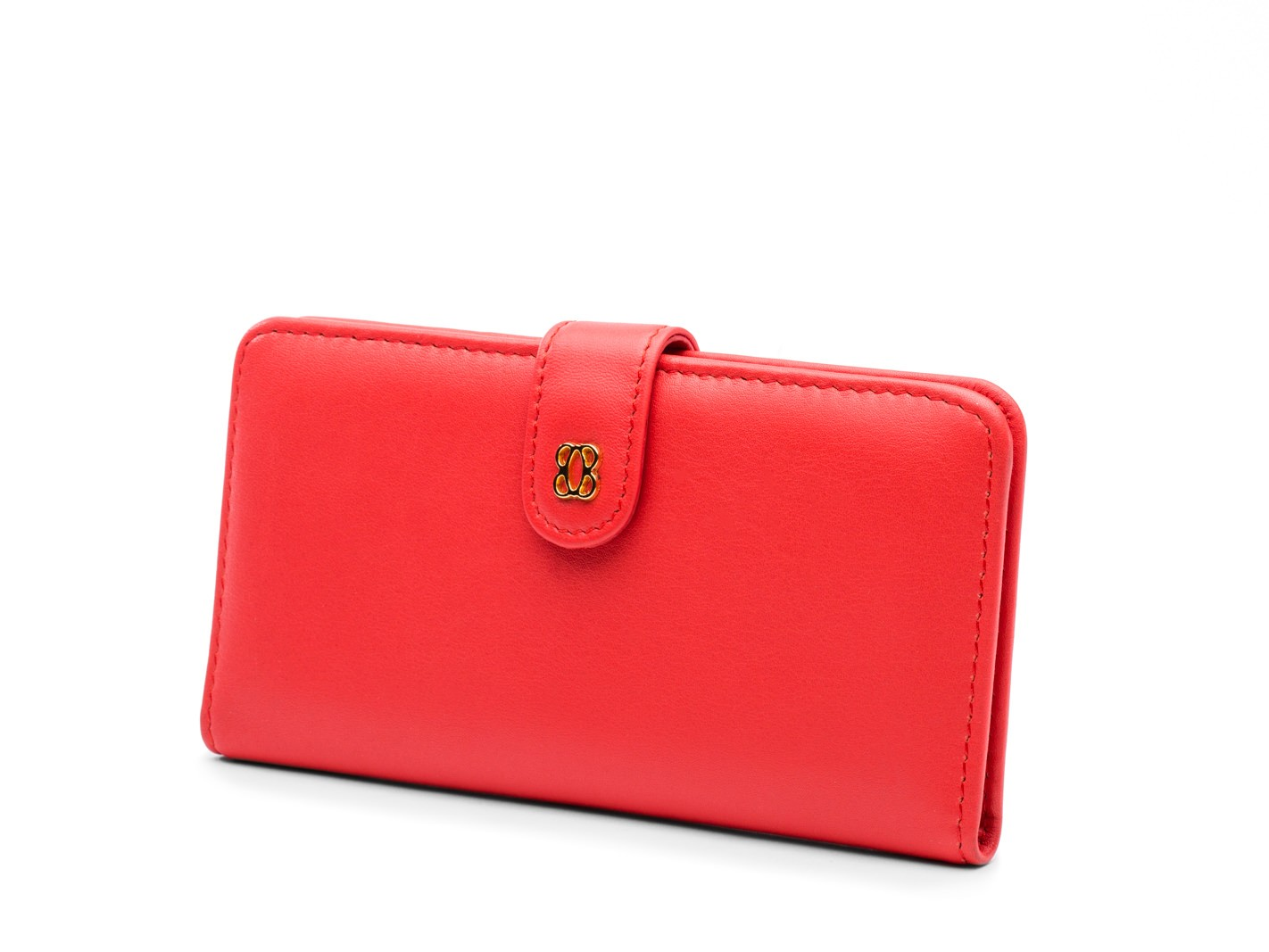 Coral Slim Credit Case