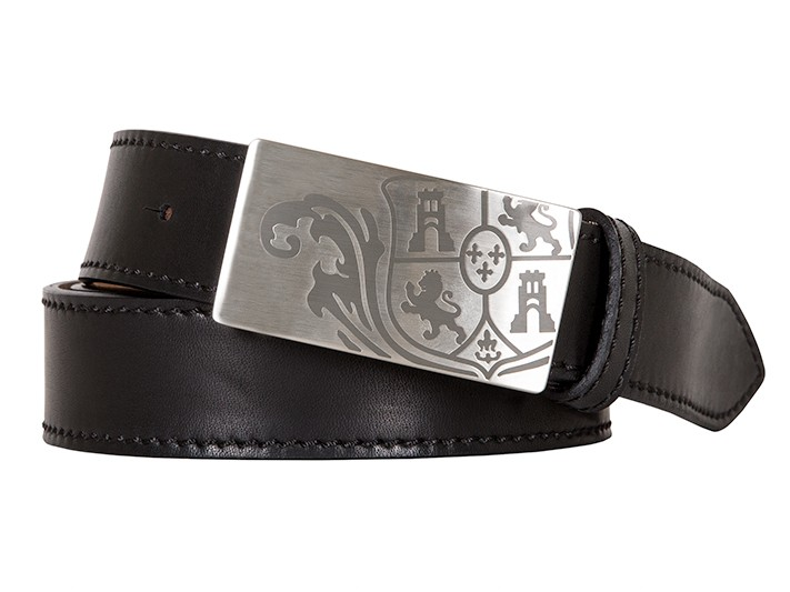 Bosca Crest Belt Buckle