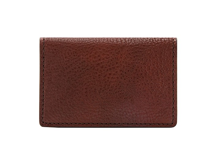 Full Gusset, 2 Pkt Card Case w/I.D.