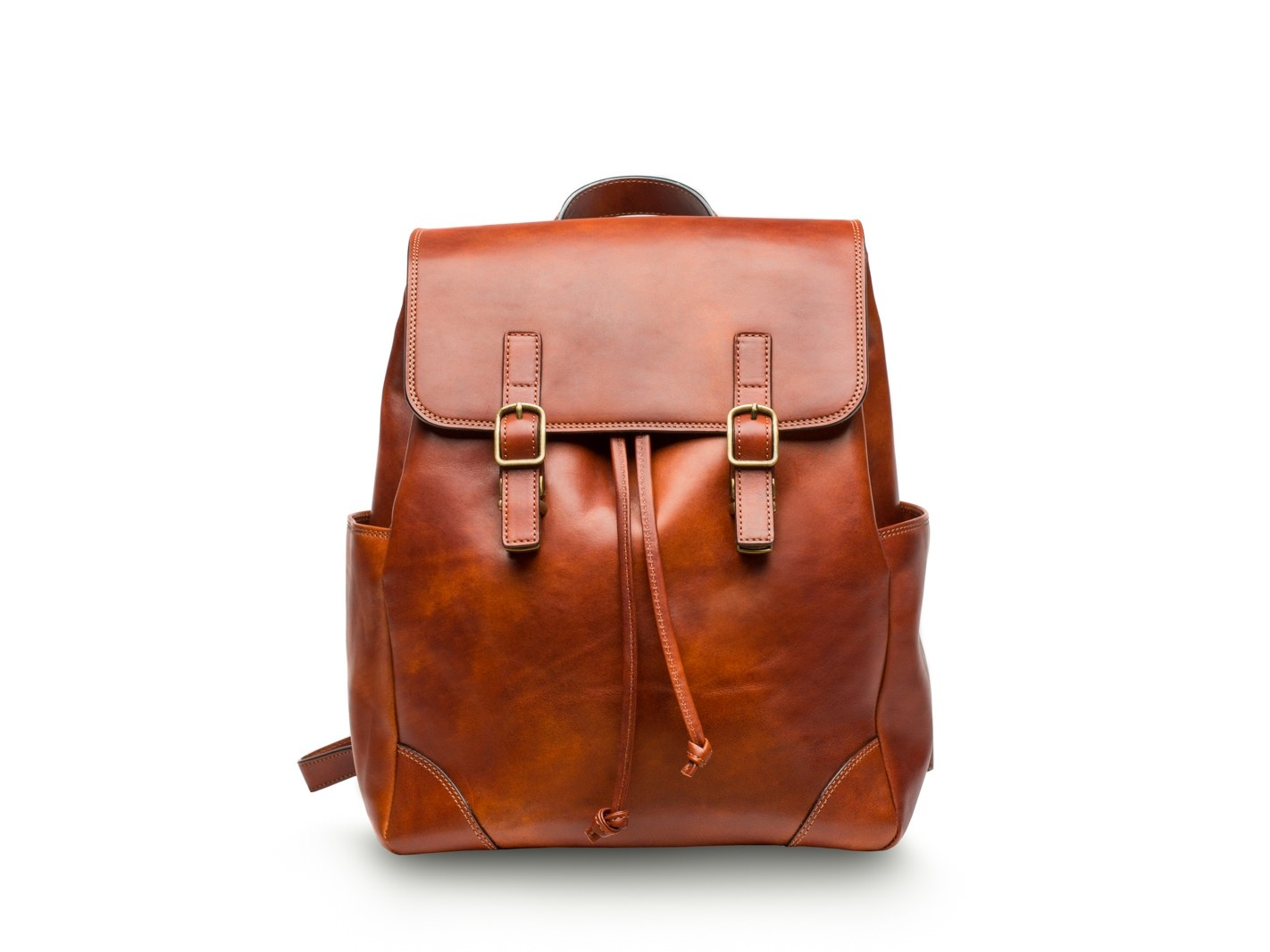 Sparrow Small Leather Backpack