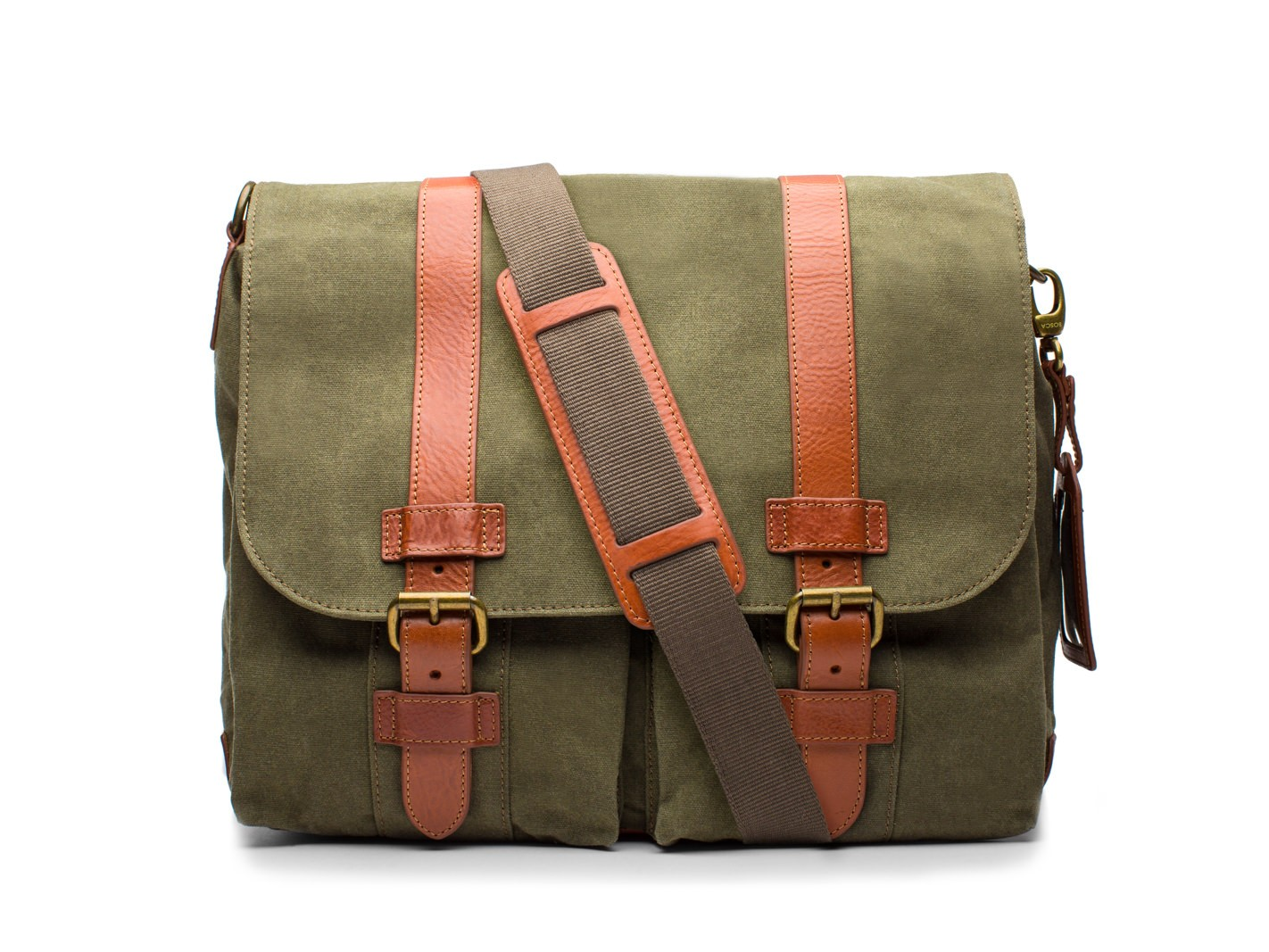 2 Pocket Mail Bag
