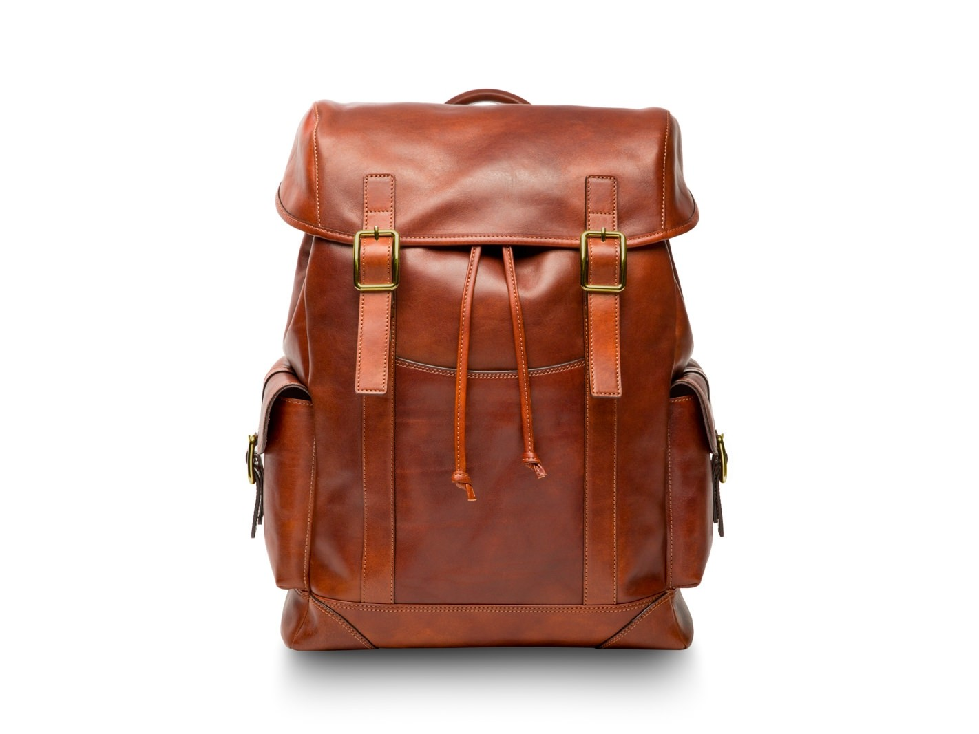 Pathfinder All Leather Backpack