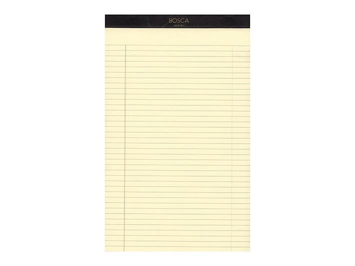Lined Writing Pad 8.5 x 14
