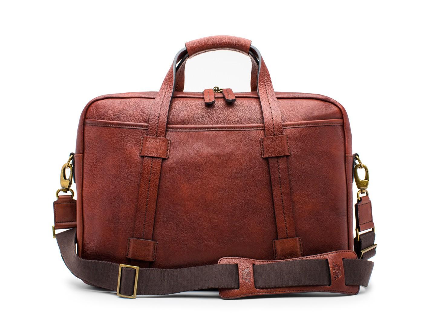 Washed Zip Top Bag