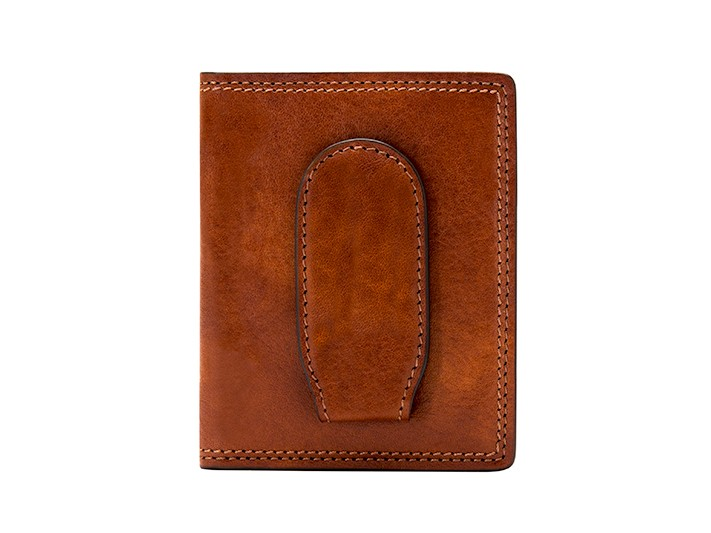 Front Pocket Wallet w/Magnetic Clip
