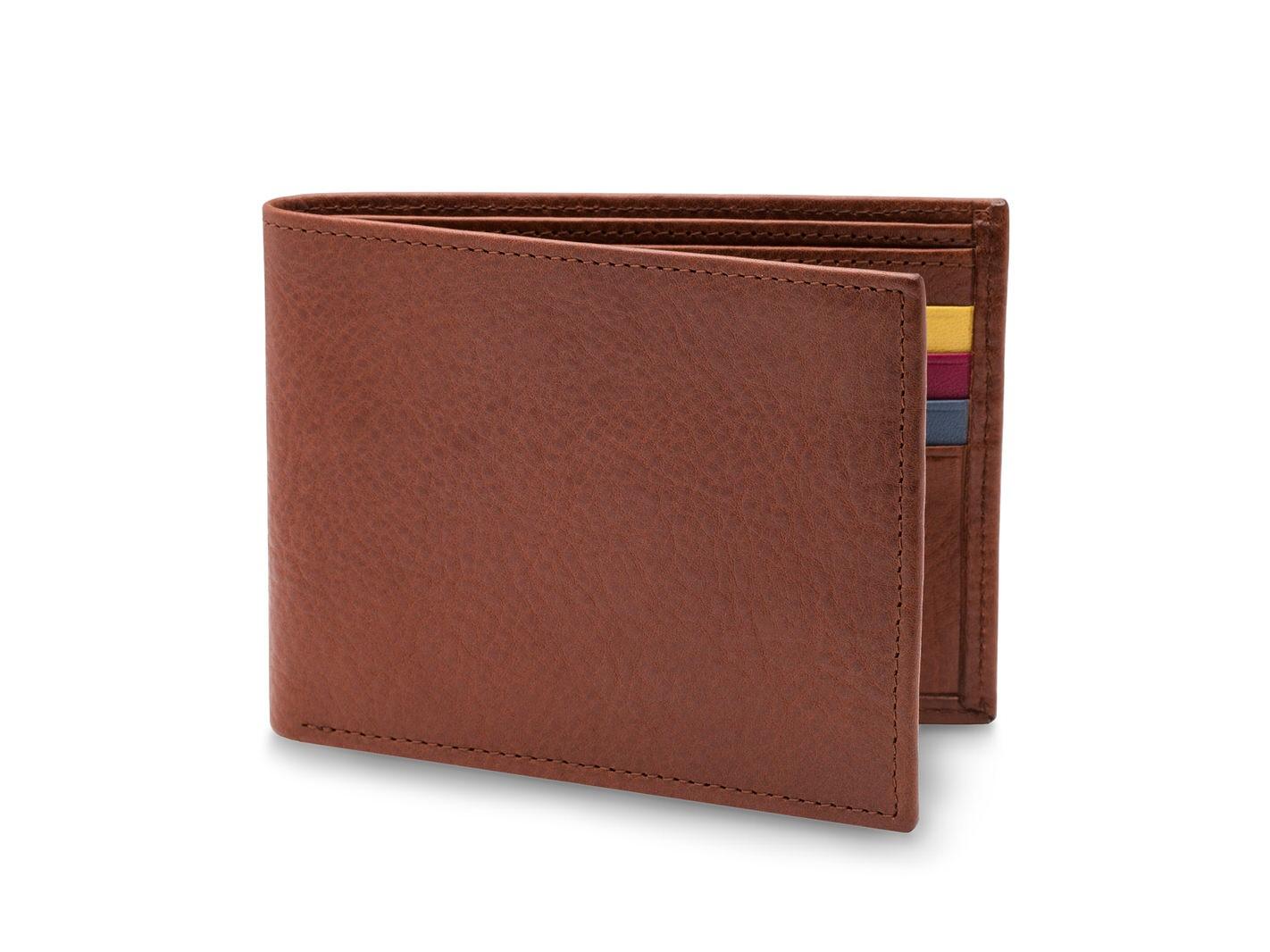 8 Pocket Deluxe Executive Wallet