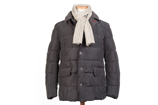 The Marco Water-repellent Jacket Brown