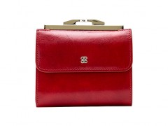 "4"" French Purse-24 Brick Red"