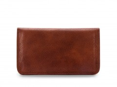 Bosca Accordion Wallet 245-658 658 Dark Brown