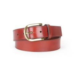 Bosca Old Familiar Belt 32034-32 32 Cognac
