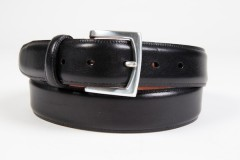 Bosca The County Line Belt 32834-337 337 Black