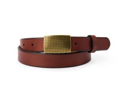Bosca The Donatello Belt 35234-158 158 Dark Brown