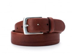 Bosca The Carlo Belt 35634-158 158 Dark Brown
