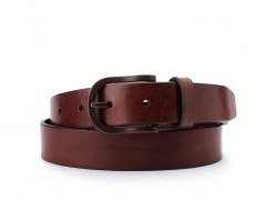 Bosca The Forte Belt 35934-218 218 Dark Brown