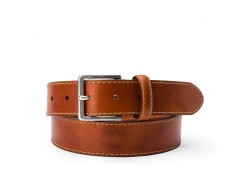 Bosca The Franco Belt 36034-217 217 Amber