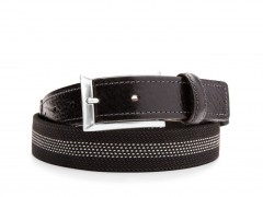 Bosca Stanford Belt 36534-361 361 Black