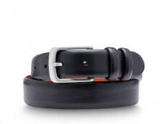 Bosca Addio Belt 37034-59 59 Black
