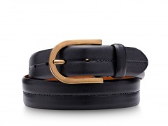 Bosca Mission Belt 37532-219 219 Black
