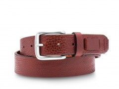 Bosca Fabbiano Belt 37734-351 351 Dark Brown