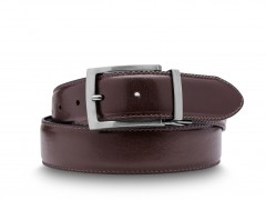Bosca Giulio Belt 37932-248 248 Black/Brown