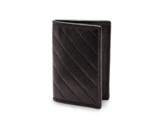 Bosca Calling Card Case 441-160 160 Black